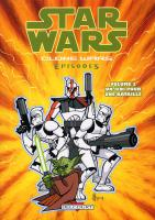 Rayon : Comics (Science-fiction), Série : Star Wars : Clone Wars Episodes T3, Un Jedi pour une Bataille