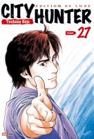 Rayon : Manga (Seinen), S�rie : City Hunter (Luxe) T27, City Hunter (Luxe)