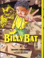 Rayon : Manga (Seinen), Série : Billy Bat T8, Billy Bat