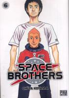 Rayon : Manga (Seinen), Série : Space Brothers T6, Space Brothers