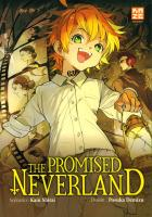 Rayon : Manga (Shonen), Série : The Promised Neverland T9, The Promised Neverland (Coffret Tome 9 + Roman)
