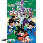 Rayon : Affiches, Série : Dragon Ball Z, Dragon Ball Z : Arc Groupe Freezer (61 x 91,5 cm)