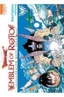 Rayon : Manga (Shonen), Série : Dragon Quest : Emblem of Roto T19, Dragon Quest : Emblem of Roto