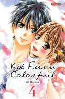 Rayon : Manga (Shojo), Série : Koi Furu Colorful T4, Koi Furu Colorful