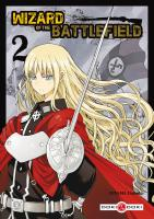 Rayon : Manga (Seinen), Série : Wizard of the Battlefield T2, Wizard of the Battlefield
