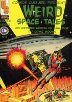 Rayon : Comics (Labels indépendants), Série : Golden Comics T3, Weird Space Tales