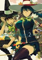 Rayon : Manga (Gothic), Série : Witchcraft Works T2, Witchcraft Works