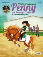 Rayon : Albums (Sport), Série : Penny au Poney-Club T2, L'Indomptable Poney