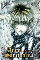 Rayon : Manga (Shojo), S�rie : Angel Sanctuary T1, Angel Sanctuary (Nouvelle �dition)