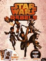 Rayon : Comics (Science-fiction), Série : Star Wars : Rebels, Star Wars : Rebels (Étui Tomes 1 & 2)