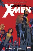 Rayon : Comics (Super Héros), Série : Wolverine and the X-Men T1, Bienvenue chez les X-Men