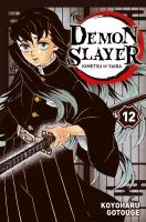 Rayon : Manga (Shonen), Série : Demon Slayer T12, Demon Slayer