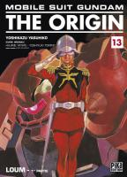 Rayon : Manga (Shonen), Série : Mobile Suit Gundam : The Origin T13, Mobile Suit Gundam The Origin