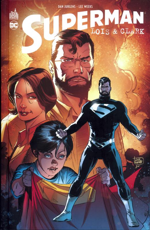 Superman : Lois & Clark (Dan Jurgens Lee Weeks Marco