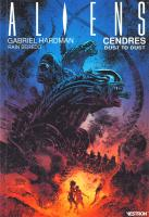 Rayon : Comics (Science-fiction), Série : Aliens : Cendres, Aliens : Cendres