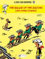 Rayon : Albums (Western), Série : Lucky Luke (Anglais) T60, The Ballad of the Daltons (and Other Stories)