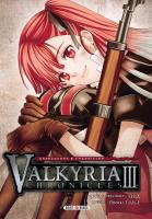 Rayon : Manga (Shonen), Série : Valkyria Chronicles III, Valkyria Chronicles III : Unrecorded Chronicles