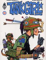 Rayon : Albums (Aventure-Action), Série : Tank Girl T1, Tank Girl (Nouvelle Edition)
