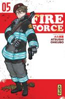 Rayon : Manga (Shonen), Série : Fire Force T5, Fire Force