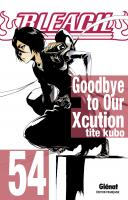 Rayon : Manga (Shonen), Série : Bleach T54, Goodbye to our Xcution