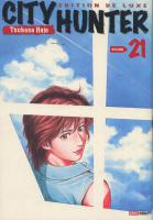 Rayon : Manga (Seinen), S�rie : City Hunter (Luxe) T21, City Hunter
