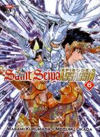Rayon : Manga (Shonen), Série : Saint Seiya : Episode G Assassin T6, Saint Seiya : Episode G Assassin