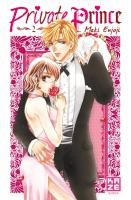 Rayon : Manga (Shojo), S�rie : Private prince T2, Private Prince (Nouvelle �dition)