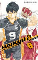 Rayon : Manga (Shonen), Série : Haikyu !! : Les As du Volley T8, Haikyu!! : Les As du Volley