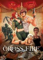 Rayon : Albums (Science-fiction), Série : Cross Fire T1, Intégrale Cross Fire (Tome 1 à 4)
