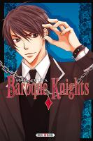 Rayon : Manga (Gothic), Série : Baroque Knights T3, Baroque Knights