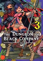 Rayon : Manga (Shonen), Série : The Dungeon of Black Company T3, The Dungeon of Black Company