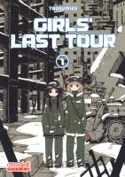 Rayon : Manga (Seinen), Série : Girls' Last Tour T1, Girls' Last Tour