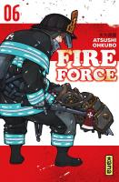 Rayon : Manga (Shonen), Série : Fire Force T6, Fire Force