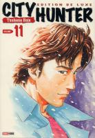 Rayon : Manga (Seinen), S�rie : City Hunter (Luxe) T11, City Hunter
