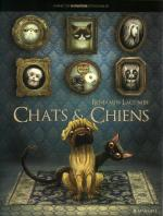 Rayon : Albums (Art-illustration), Série : Chats & Chiens, Chats & Chiens