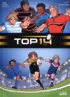 Rayon : Albums (Sport), Série : Top 14 Rugby T1, La Top Team