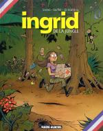 Rayon : Albums (Humour), Série : Ingrid de la Jungle, Ingrid de la Jungle
