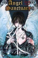 Rayon : Manga (Shojo), S�rie : Angel Sanctuary T8, Angel Sanctuary (Nouvelle �dition)