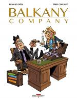 Rayon : Albums (Documentaire-Encyclopédie), Série : Balkany Company, Balkany Company