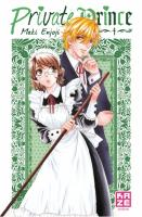 Rayon : Manga (Shojo), S�rie : Private prince T4, Private Prince (Nouvelle �dition)