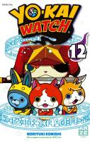 Rayon : Manga (Shonen), Série : Yo-Kai Watch T12, Yo-Kai Watch