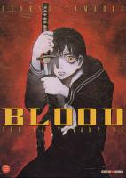 Rayon : Manga (Seinen), S�rie : Blood The Last Vampire T1, Blood The Last Vampire