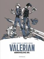 Rayon : Albums (Science-fiction), Série : Valerian Vu par... T2, Shingouzlooz Inc. (Édition Noir & Blanc Canal BD)