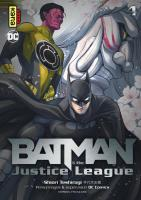 Rayon : Manga (Seinen), Série : Batman & the Justice League T4, Batman & the Justice League