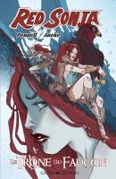 Rayon : Comics (Heroic Fantasy-Magie), Série : Red Sonja : Le Trône du Faucon, Red Sonja : Le Trône du Faucon