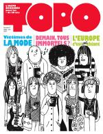 Rayon : Magazines BD (Documentaire-Encyclopédie), Série : Topo T7, Topo : Septembre-Octobre 2017