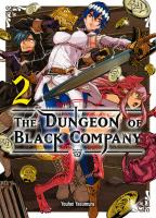 Rayon : Manga (Shonen), Série : The Dungeon of Black Company T2, The Dungeon of Black Company