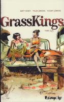 Rayon : Comics (Policier-Thriller), Série : Grass Kings T2, Grass Kings