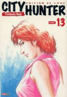 Rayon : Manga (Seinen), Série : City Hunter (Luxe) T13, City Hunter