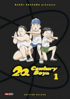Rayon : Manga (Seinen), Série : 20th Century Boys (Édition Deluxe) T1, 20th Century Boys (Édition Deluxe)